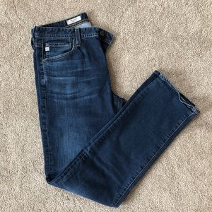 """NWOT AG Adriano Goldschmied """"The Graduate"""" Jeans"""